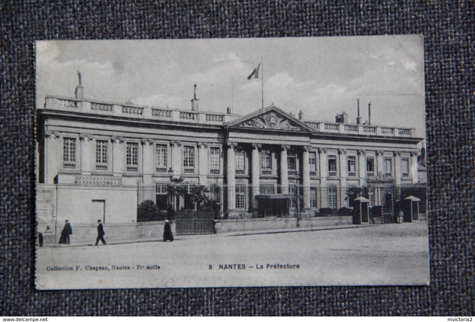 NANTES - La Préfecture - Nantes