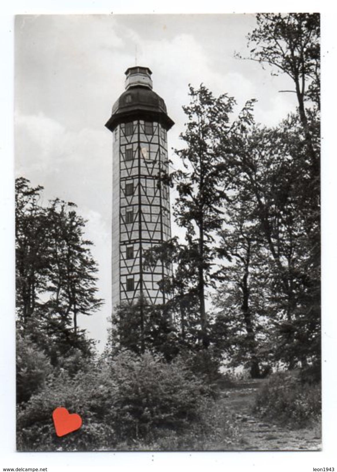 15508-LE-ALLEMAGNE-Sonderhausen-Aussichtsturm Auf Dem Possen - Sondershausen