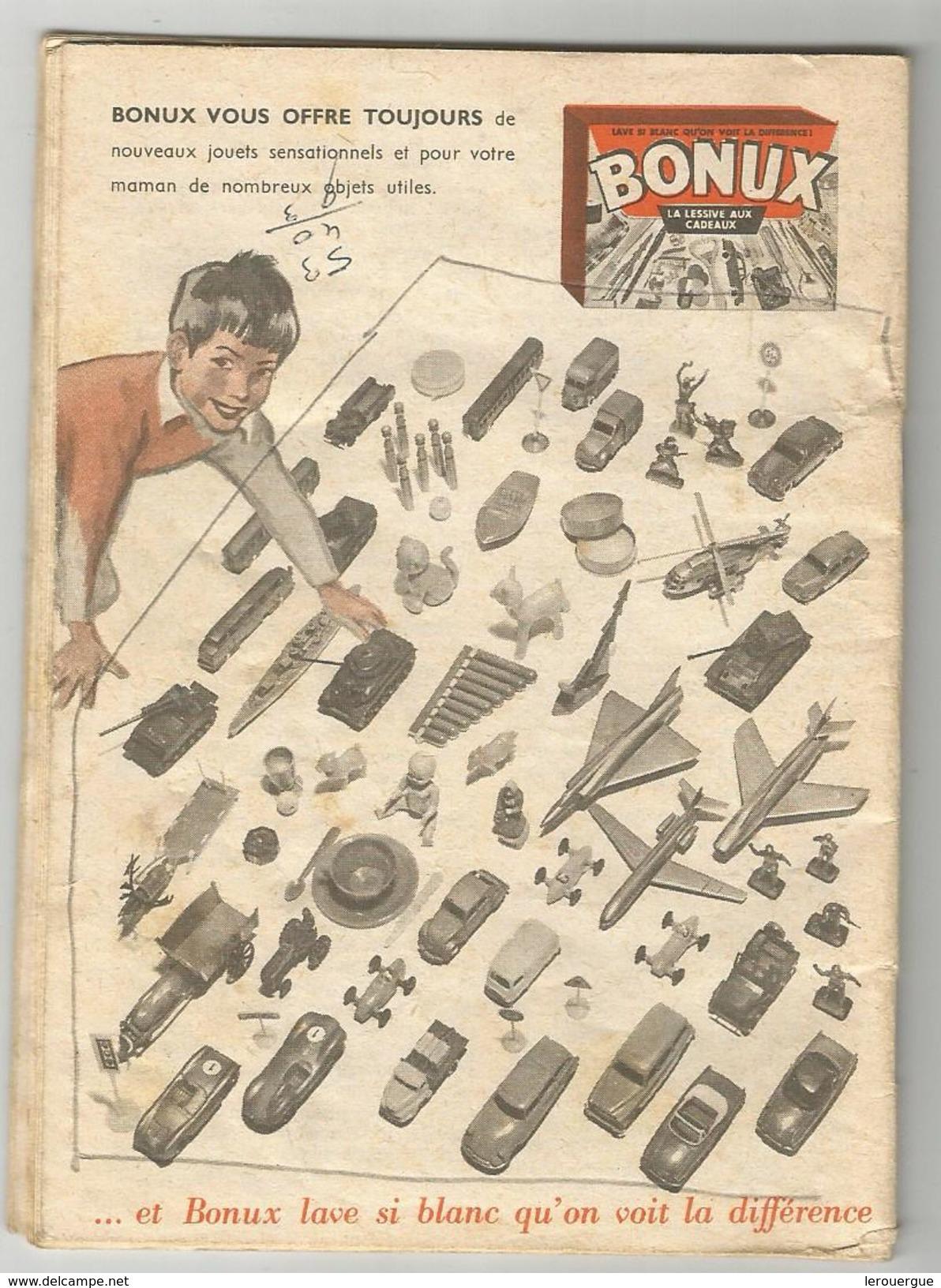 LES HISTOIRES DE BONUX - BOY : VOLANT VOLE - Publicités