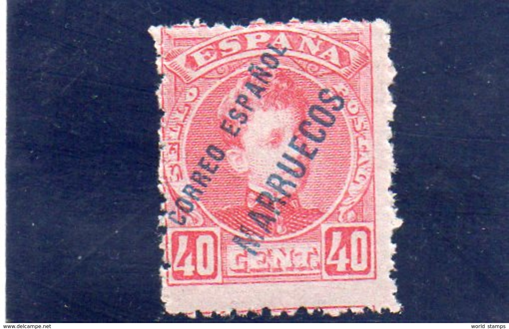 MAROC 1903-9 ** - Spanish Morocco