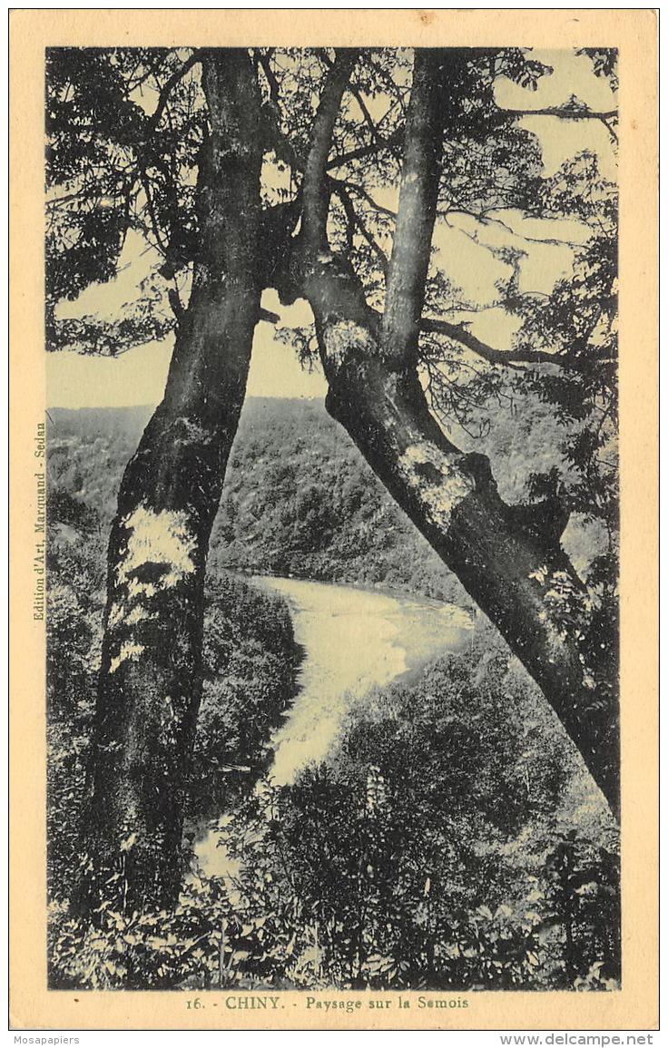 Chiny - Paysage Sur La Semois - Ed. Longueville - Chiny