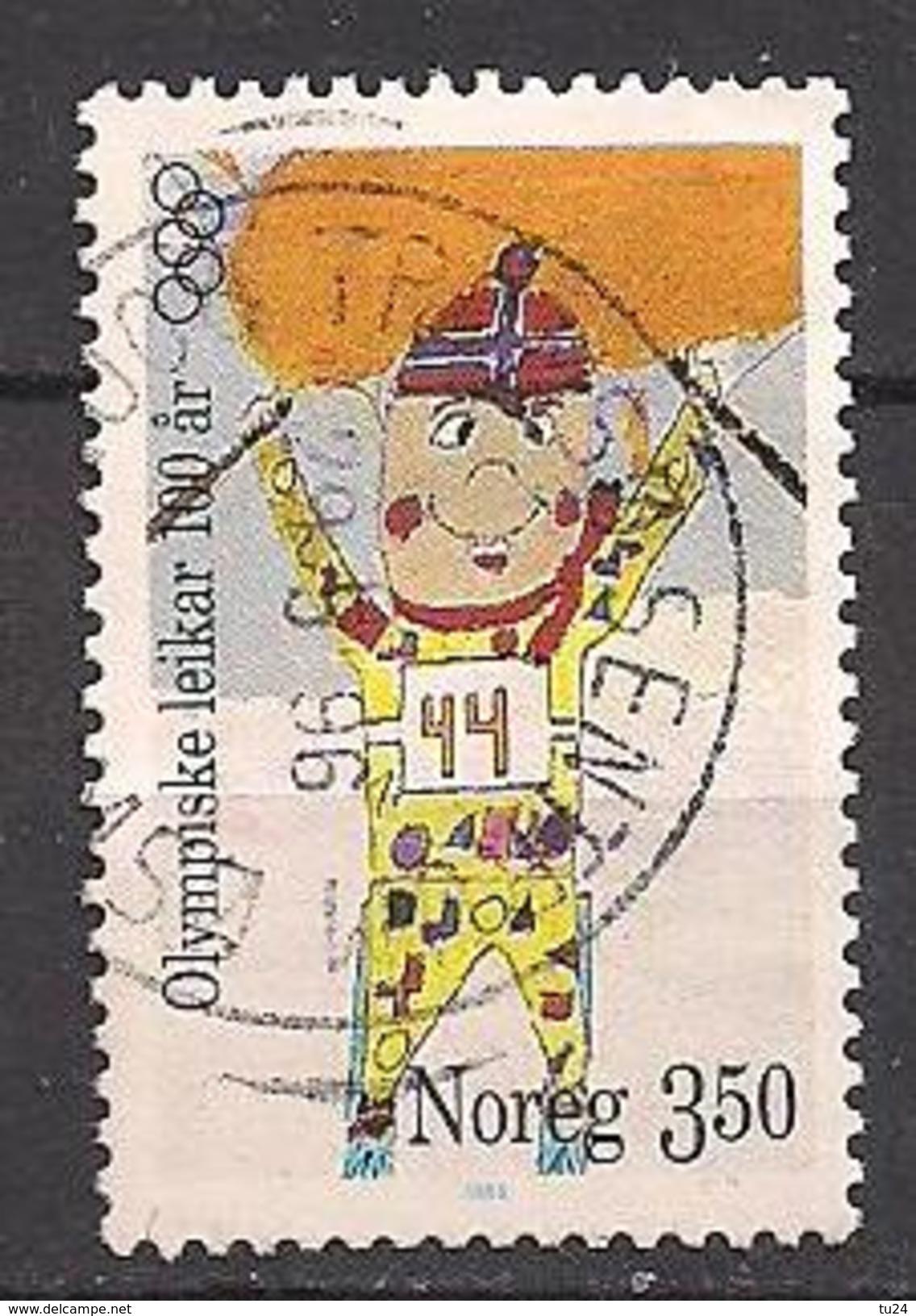 Norwegen  (1996)  Mi.Nr.  1206  Gest. / Used  (4ff05) - Norwegen
