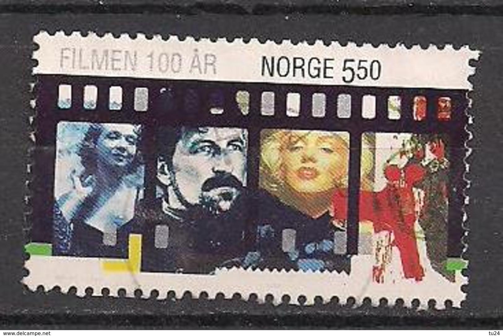 Norwegen  (1996)  Mi.Nr.  1216  Gest. / Used  (4ff06) - Gebraucht