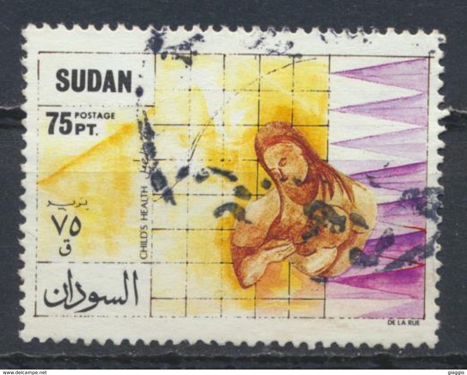 °°° LOT SUDAN SOUDAN - Y&T N°353 - 1988 °°° - Sudan (1954-...)