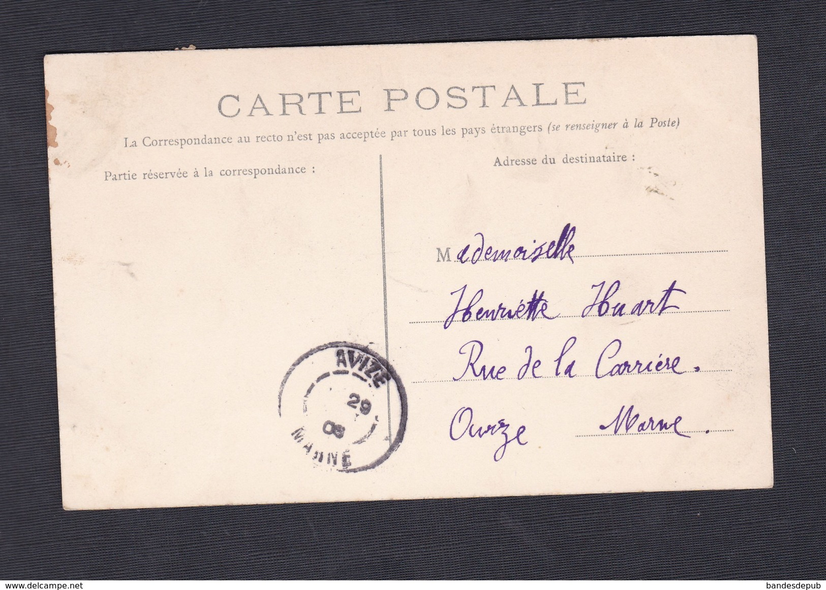 Cramant (51) - Rue Du Commerce ( Commerce Familistere Edition Des Comptoirs Français ) - France