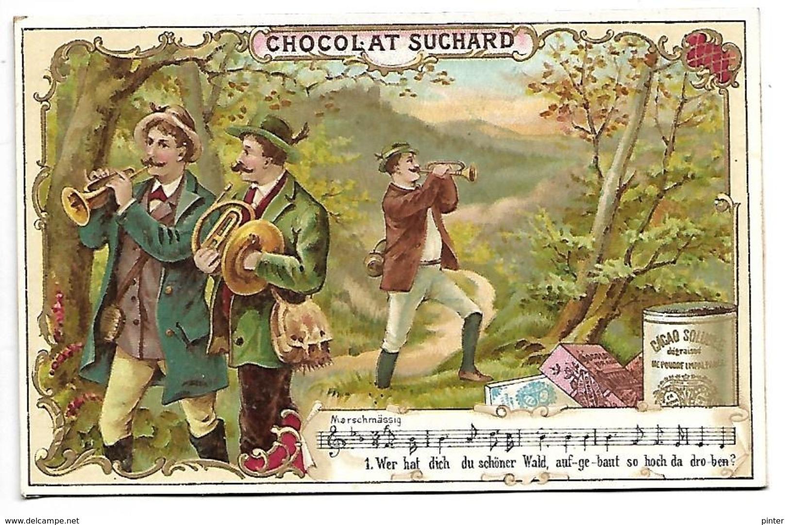 CHROMO - CHOCOLAT SUCHARD - Suchard