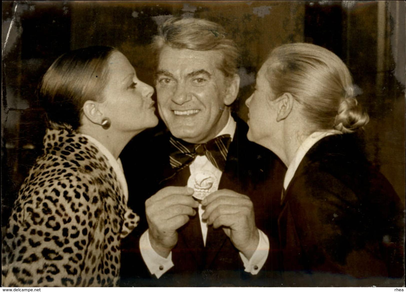 PHOTO - Photo De Presse - Acteurs - JEAN MARAIS - 1973 - Célébrités