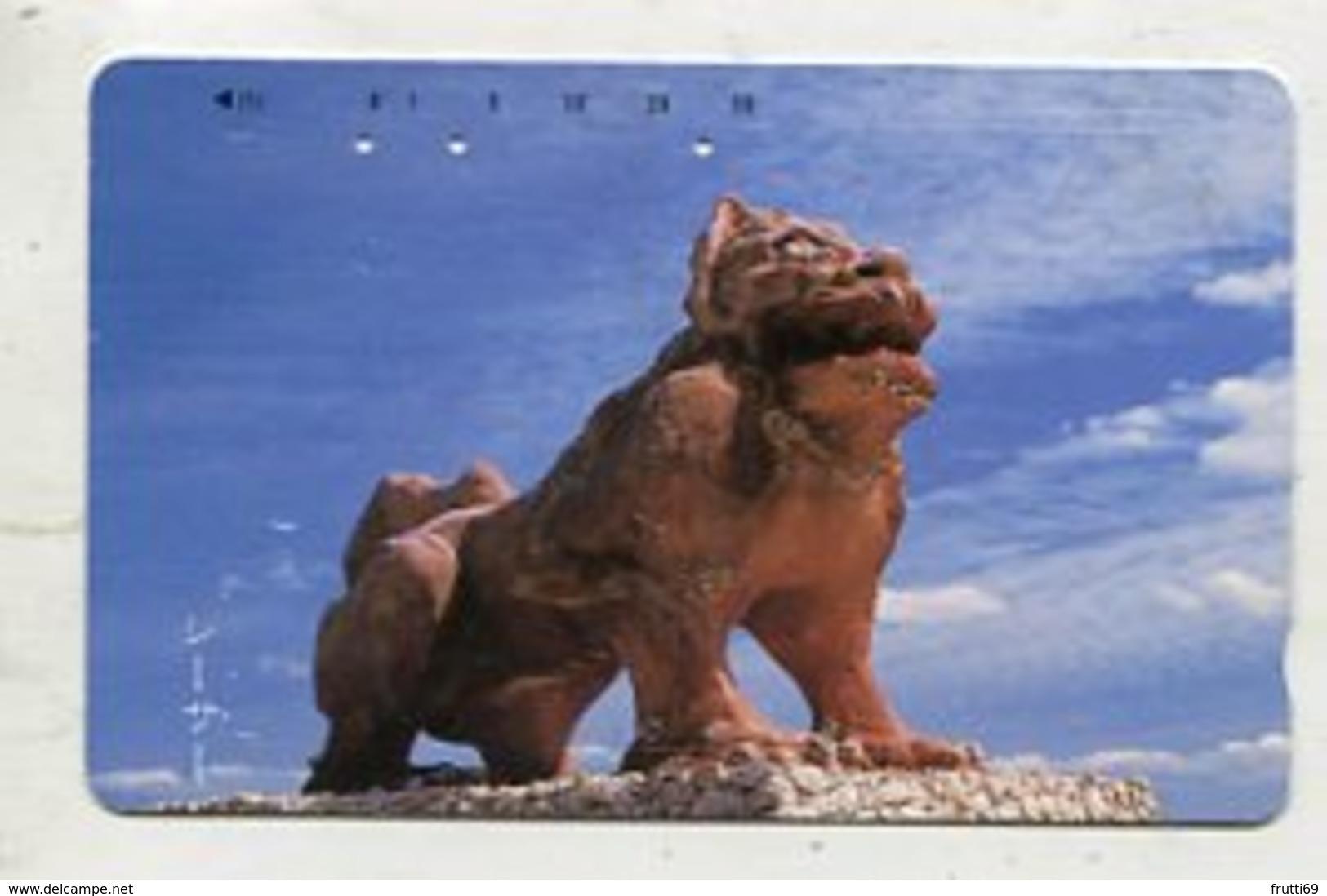 TK14573 JAPAN - Tamura 110-011 Ancient Lion (?) - Japan