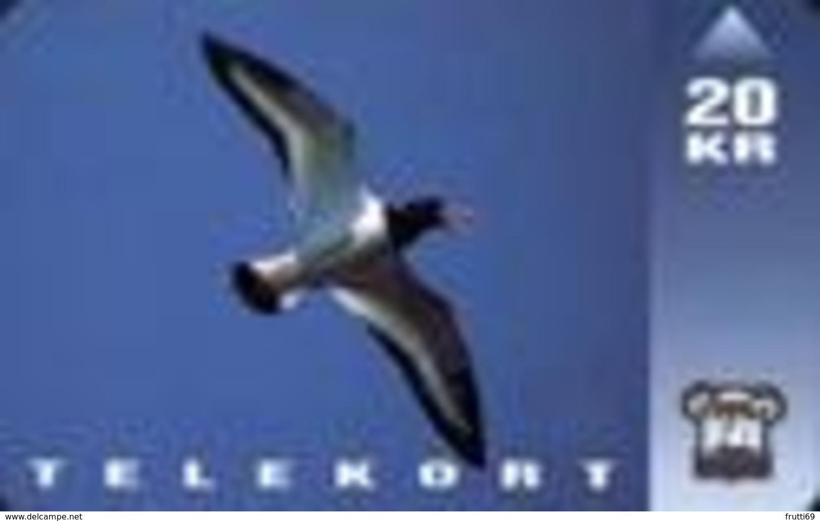 TK14581 FAROER ISLANDS - Bird 20 KR - Faroe Islands