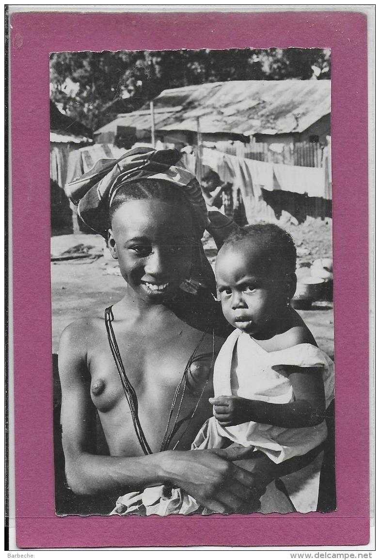 CONAKRY - Jeune Fille Soussou - Cartes Postales
