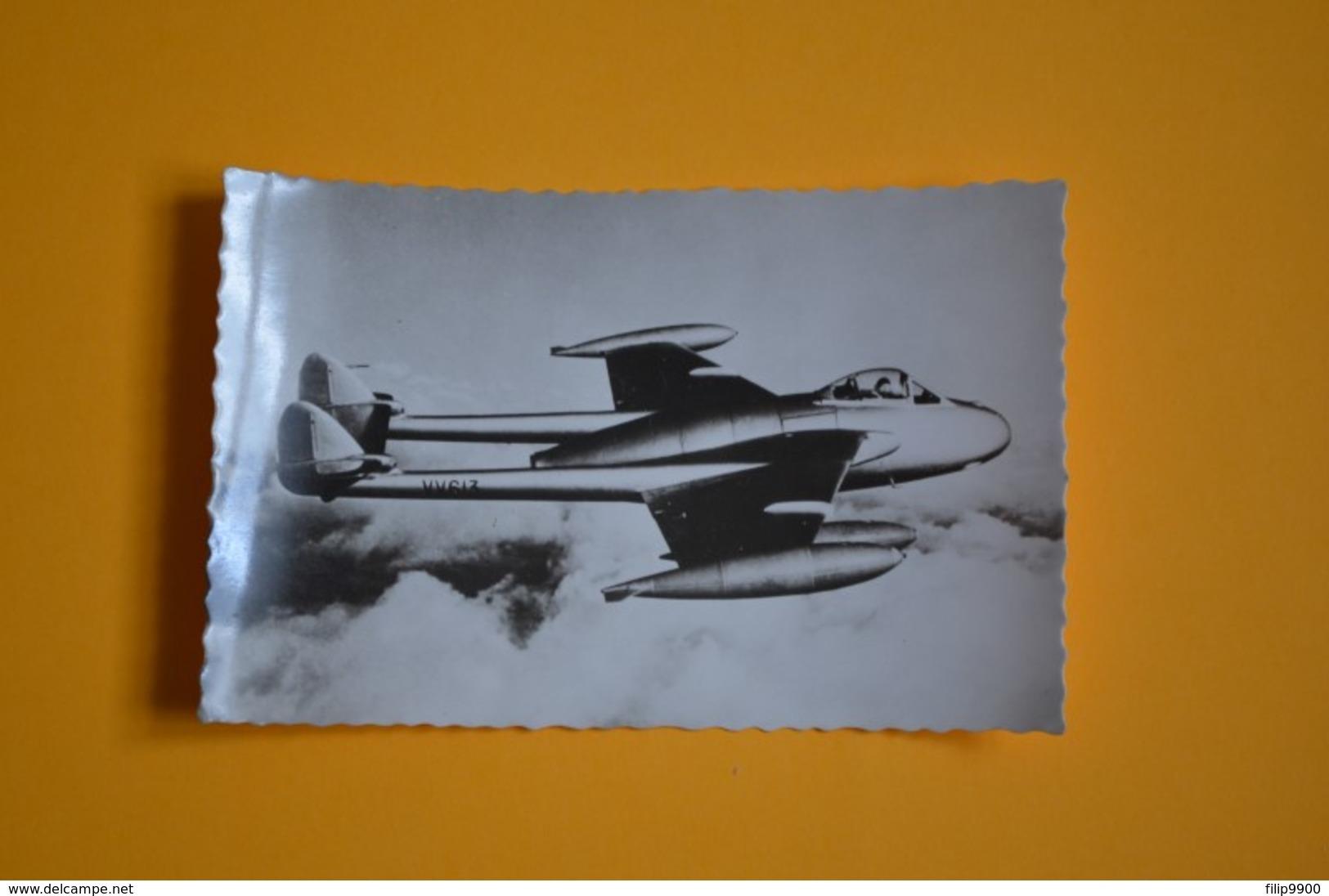 DE. HAVILLAND - Venom - Chasseur/jager ( Vliegtuig - Avion ) - 1946-....: Ere Moderne