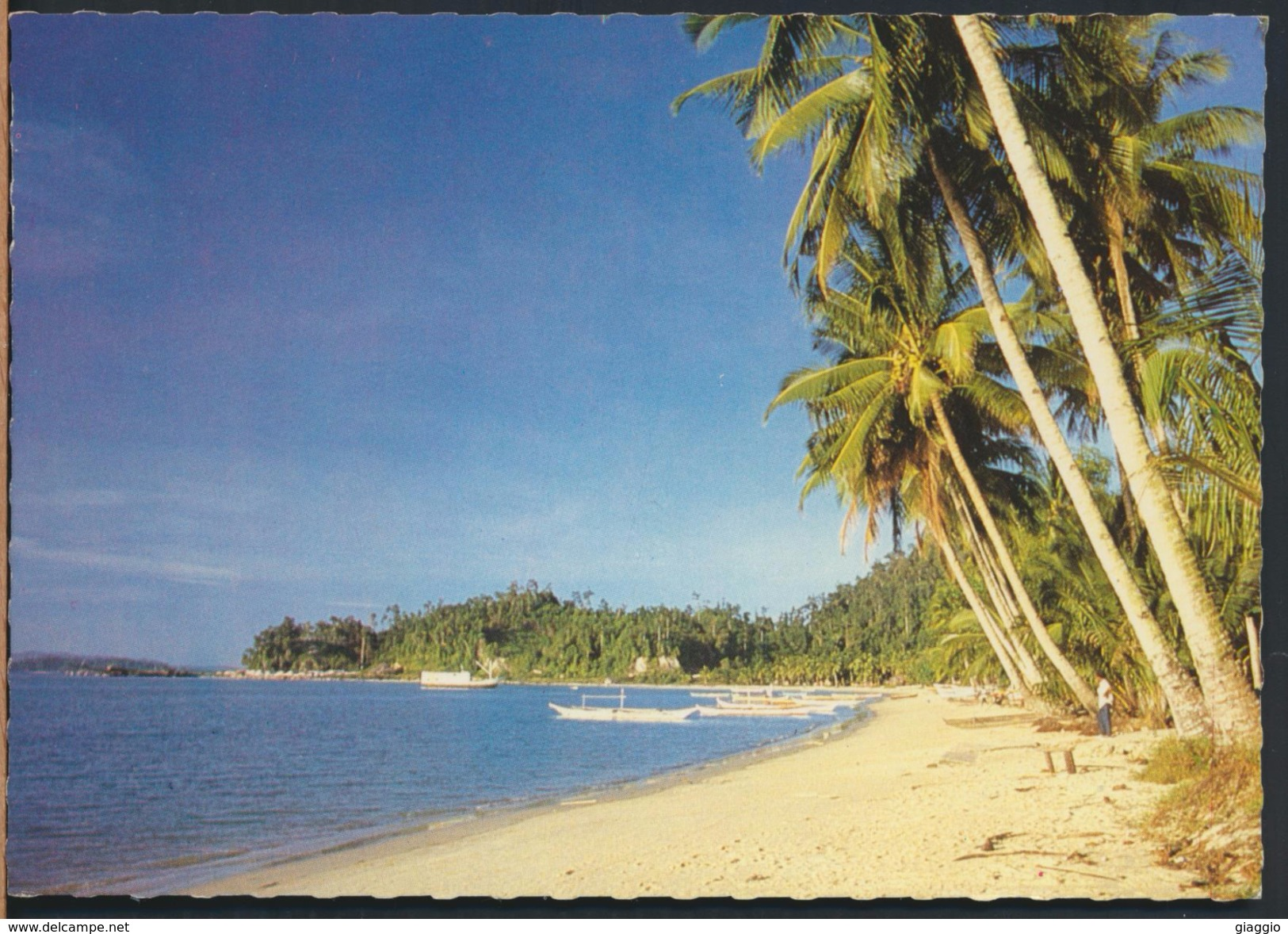 °°° 3973 - PHILIPPINES - PORT BARTON , PALAWAN °°° - Filippine