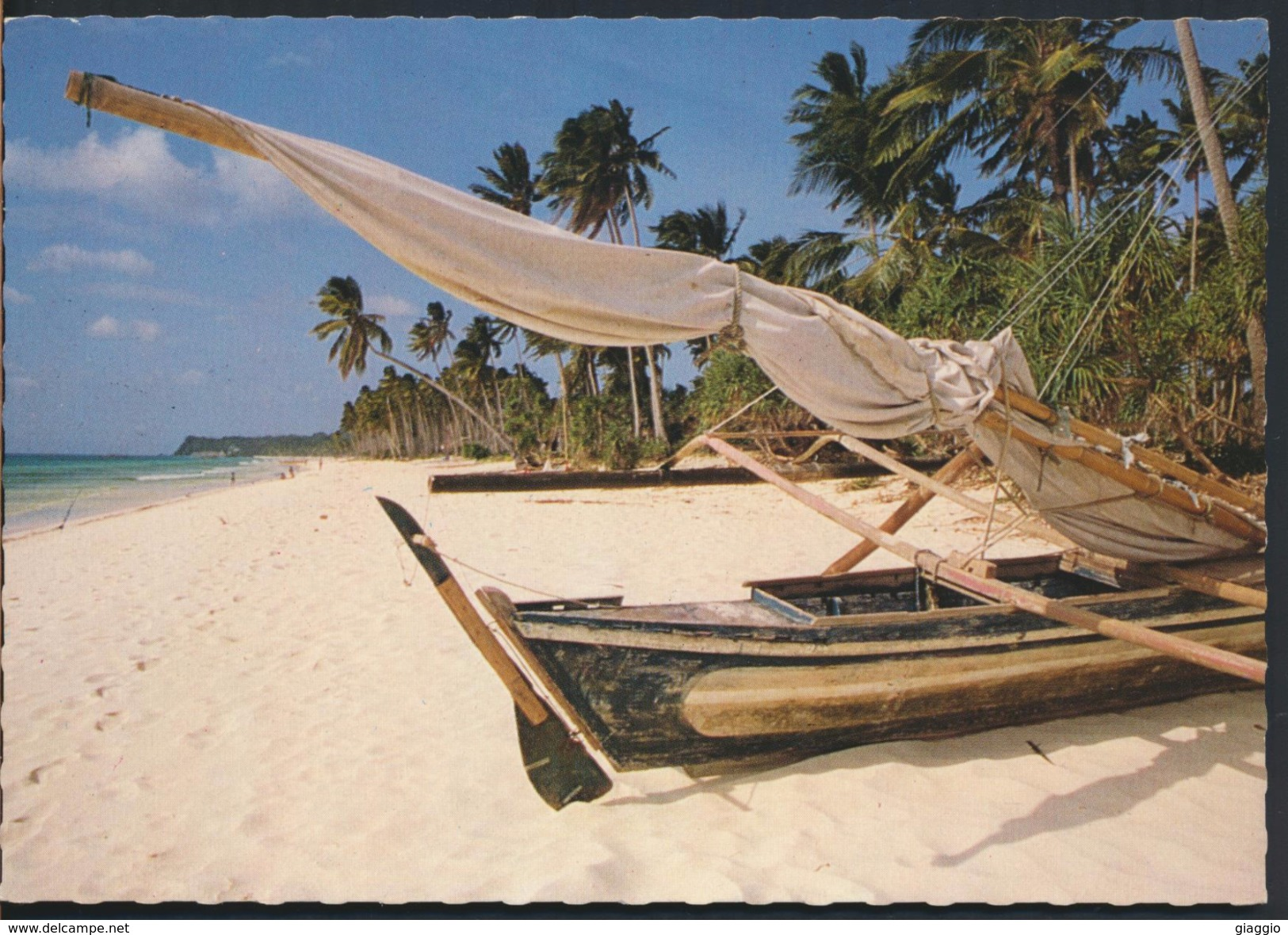 °°° 3975 - PHILIPPINES - BORACAY ISLAND °°° - Filippine