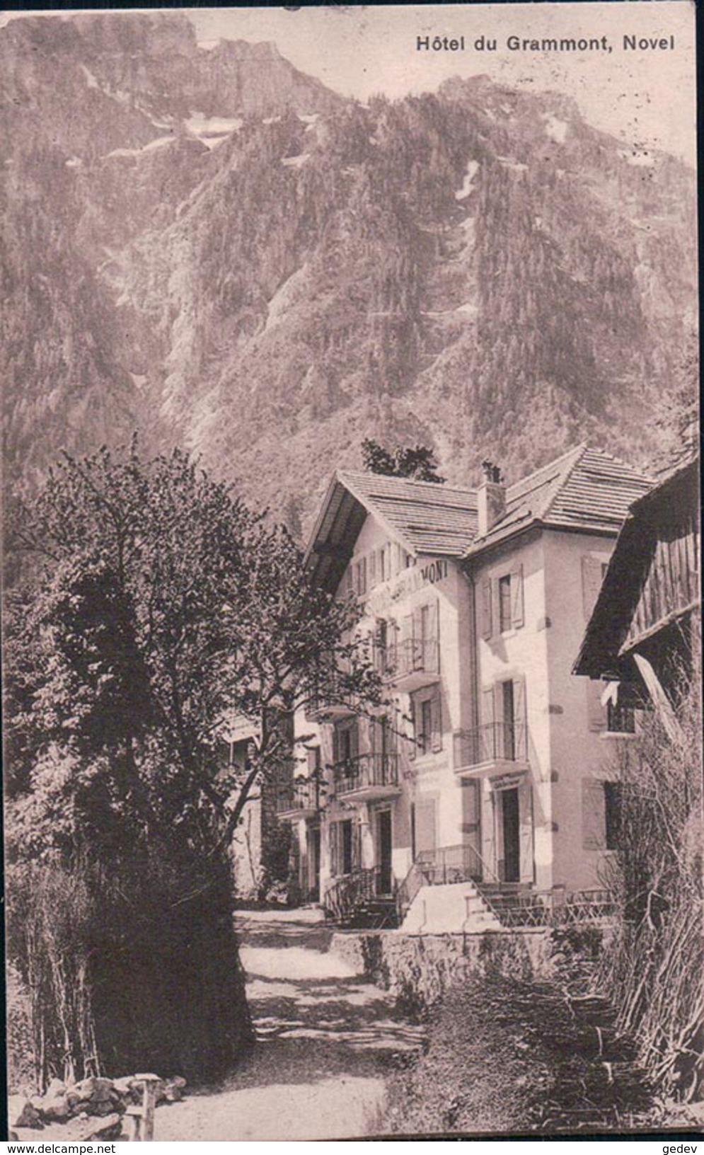 France,74, Novel Hôtel Du Grammont (30624) - Autres Communes