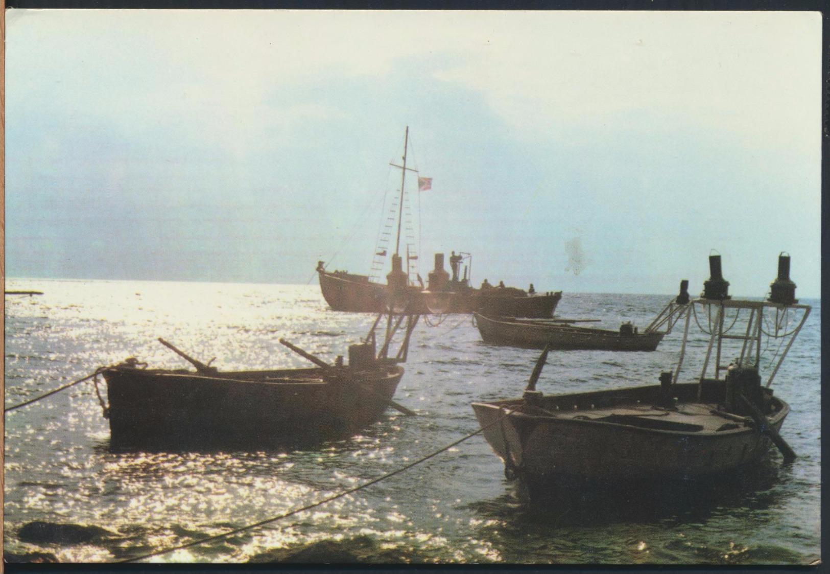 °°° 4012 - BURUNDI - IL LAGO TANGANIKA - With Stamps °°° - Burundi