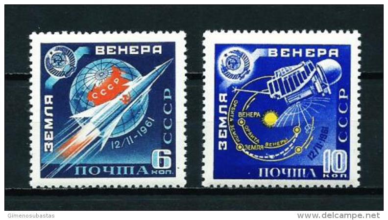 Rusia  Nº Yvert  2399/400  En Nuevo - 1923-1991 URSS