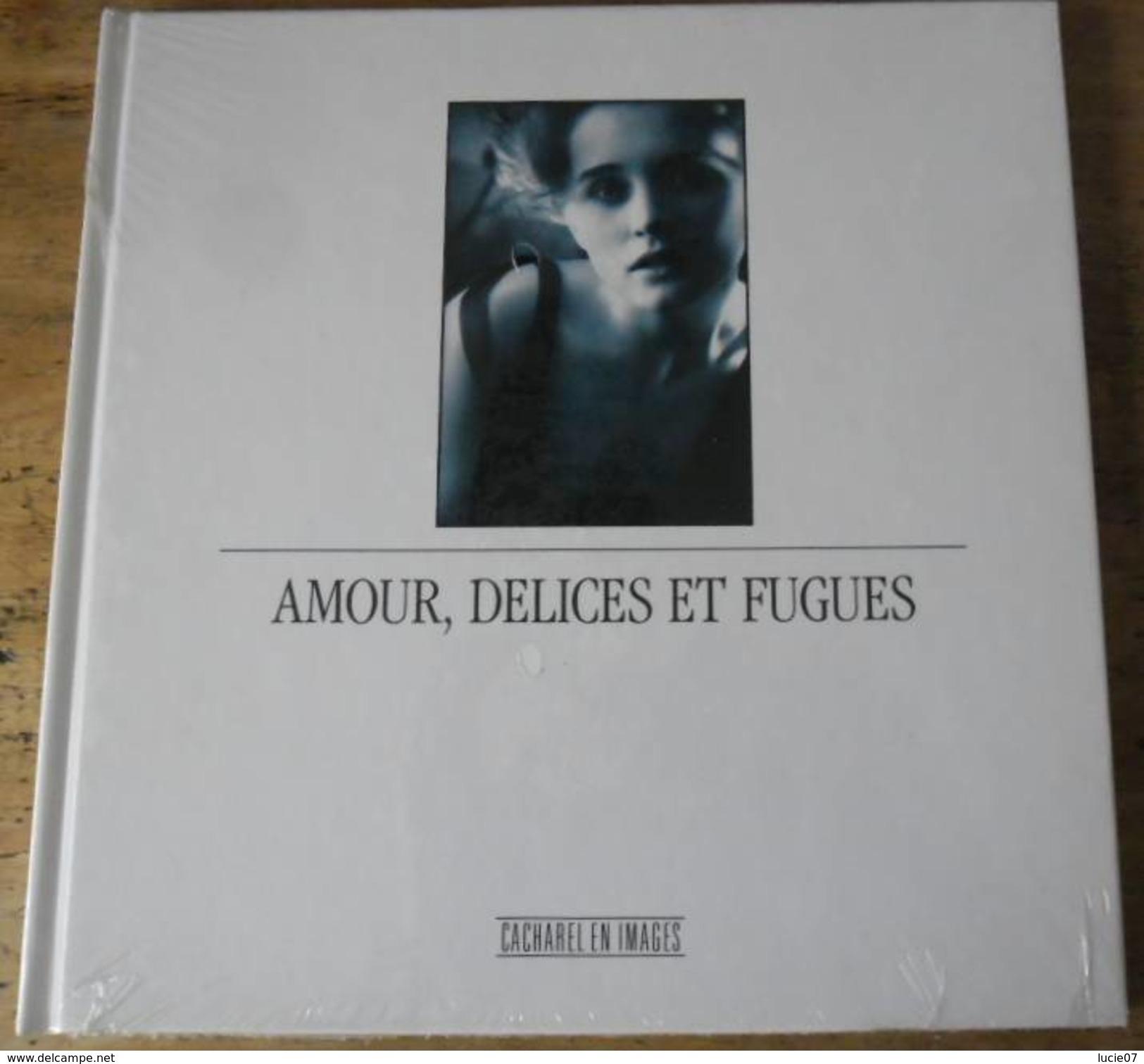 Achat Immédiat   Carnet  Bloc  Notes  Livre CACHAREL   Amour Délices Et Fugues  1990 Sous Cello - Catalogues