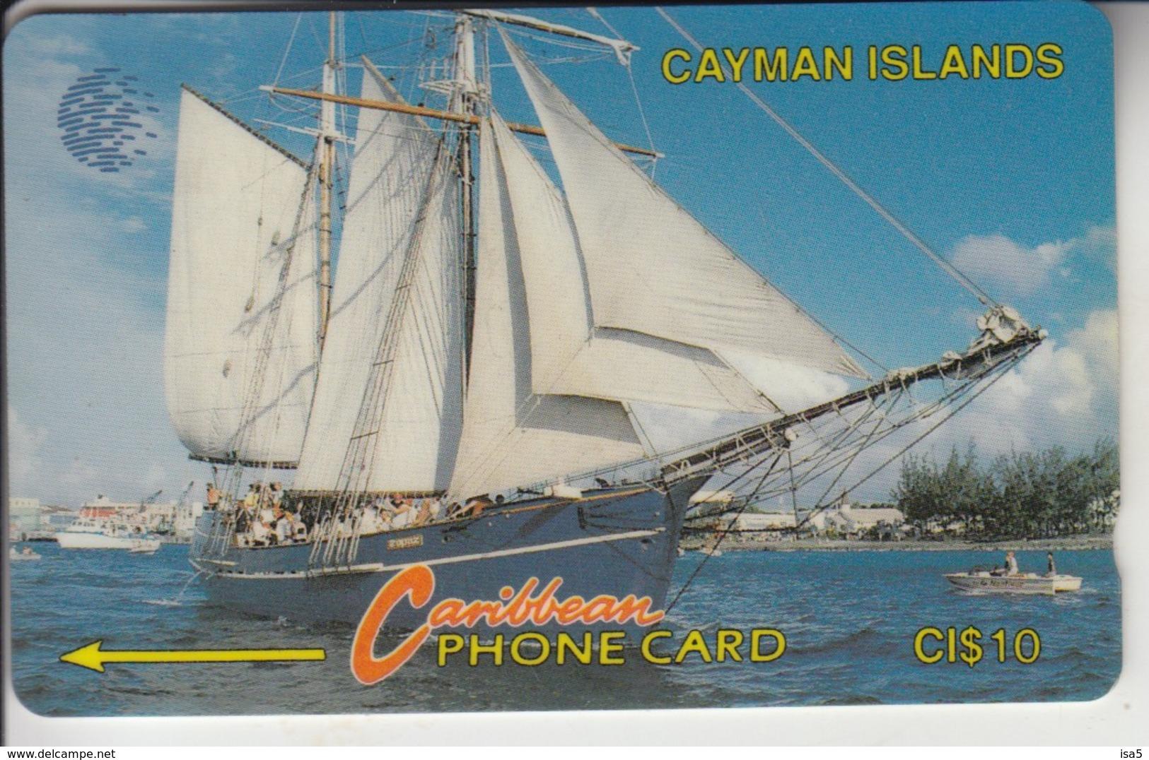 ÎLES CAYMAN - Vierges (îles)