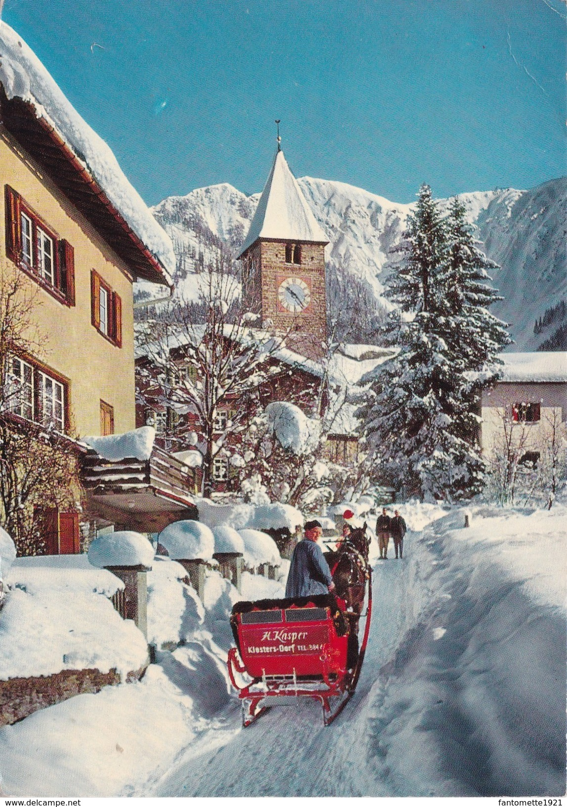 KLOSTERS (dil 196) - Suisse