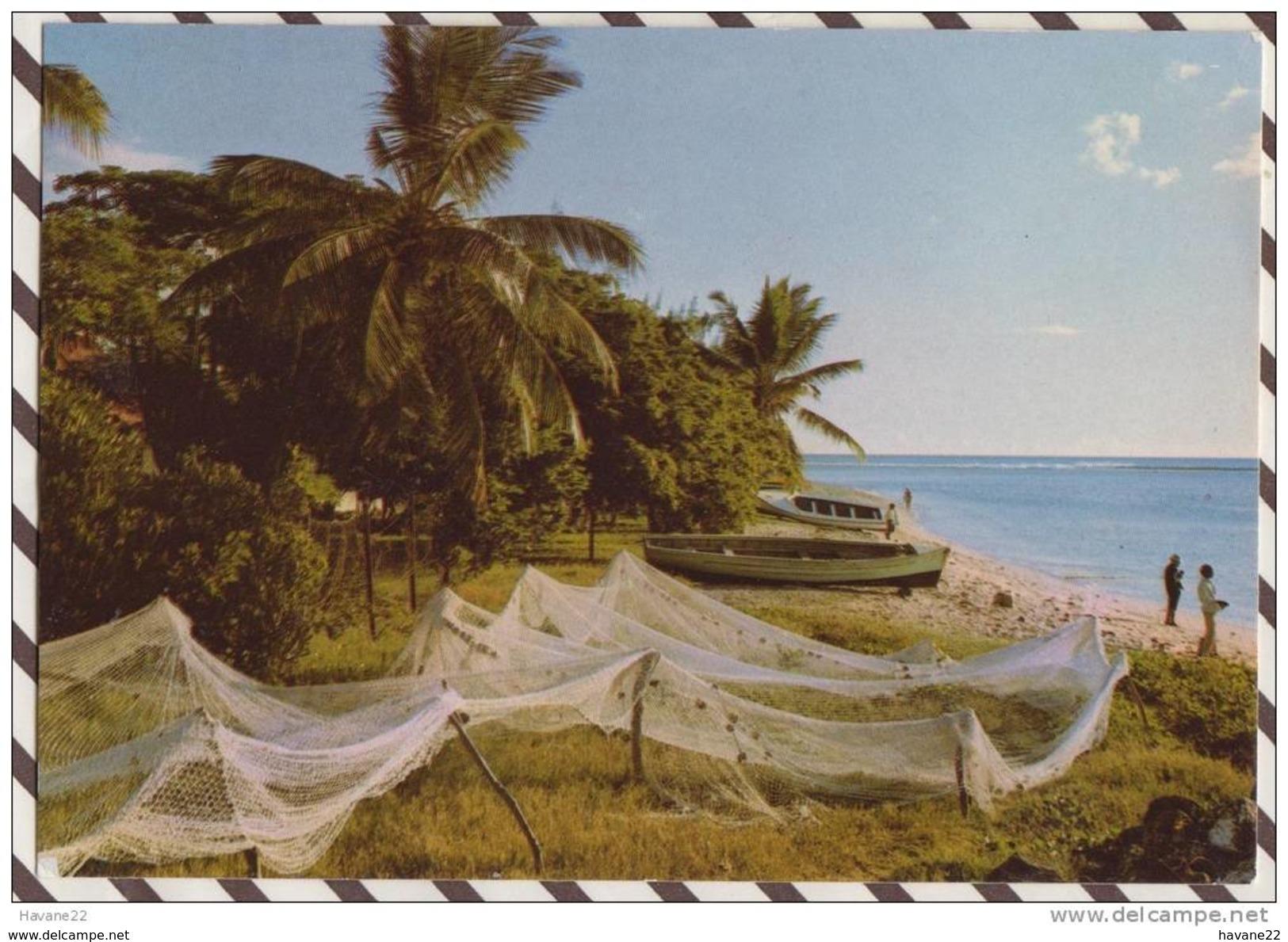 2X2619  MAURITIUS Ile Maurice Vue De La Cote TAMARIN - Mauritius