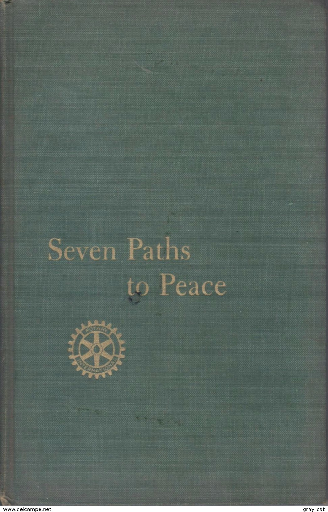 Seven Paths To Peace - Old Books