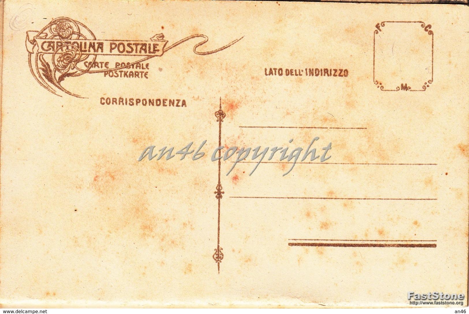 CARTOLINA TRIPLA_Alpicella_Varazze-1°Altare Del Carmine_2°Altare Maggiore _3°Altare Dei Defunti_2 Scan- - Savona