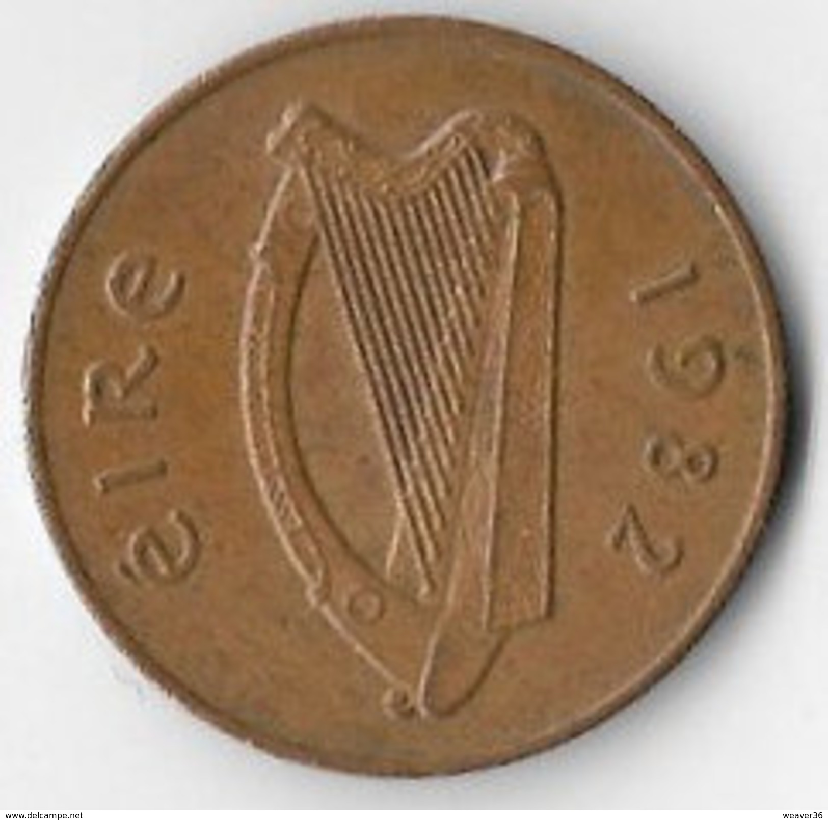 Ireland 1982 2p [C281/1D] - Ireland