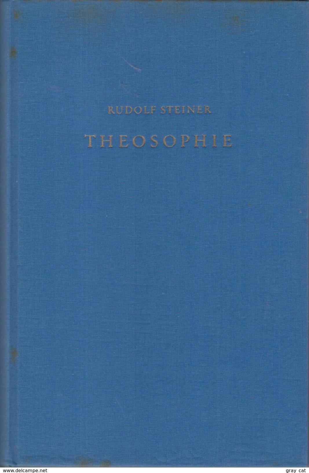 Theosophie: Einführung In übersinnliche Welterkenntnis Und Menschenbestimmung By Steiner, Rudolf - Books, Magazines, Comics