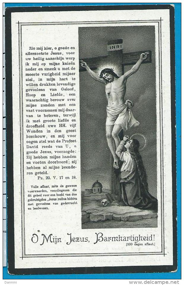 Bp   Eew. H.   Jongenelen   Turnhout   Meerhout - Images Religieuses