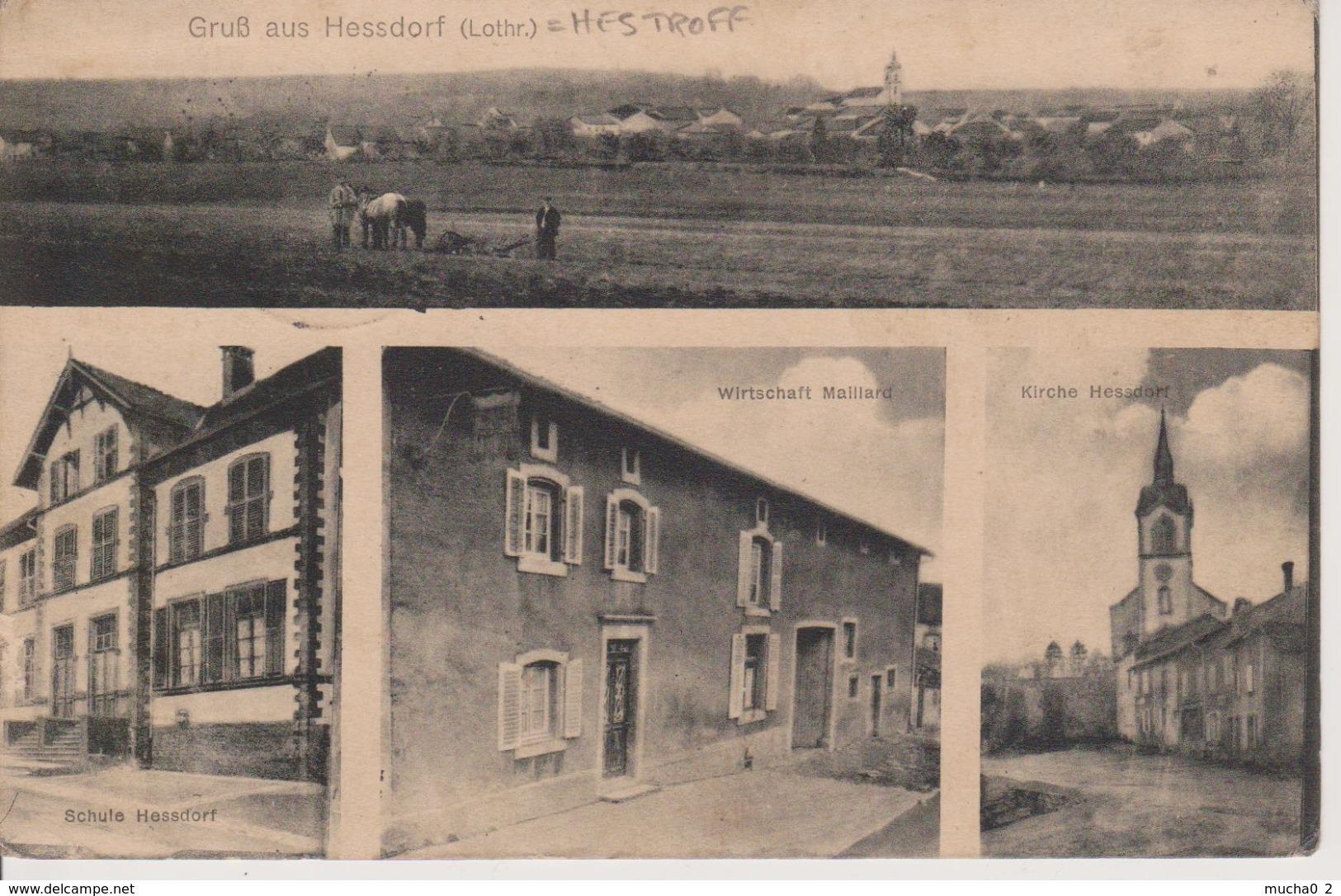57 - HESTROFF - 4 VUES - RESTAURANT MAILLARD - Other Municipalities