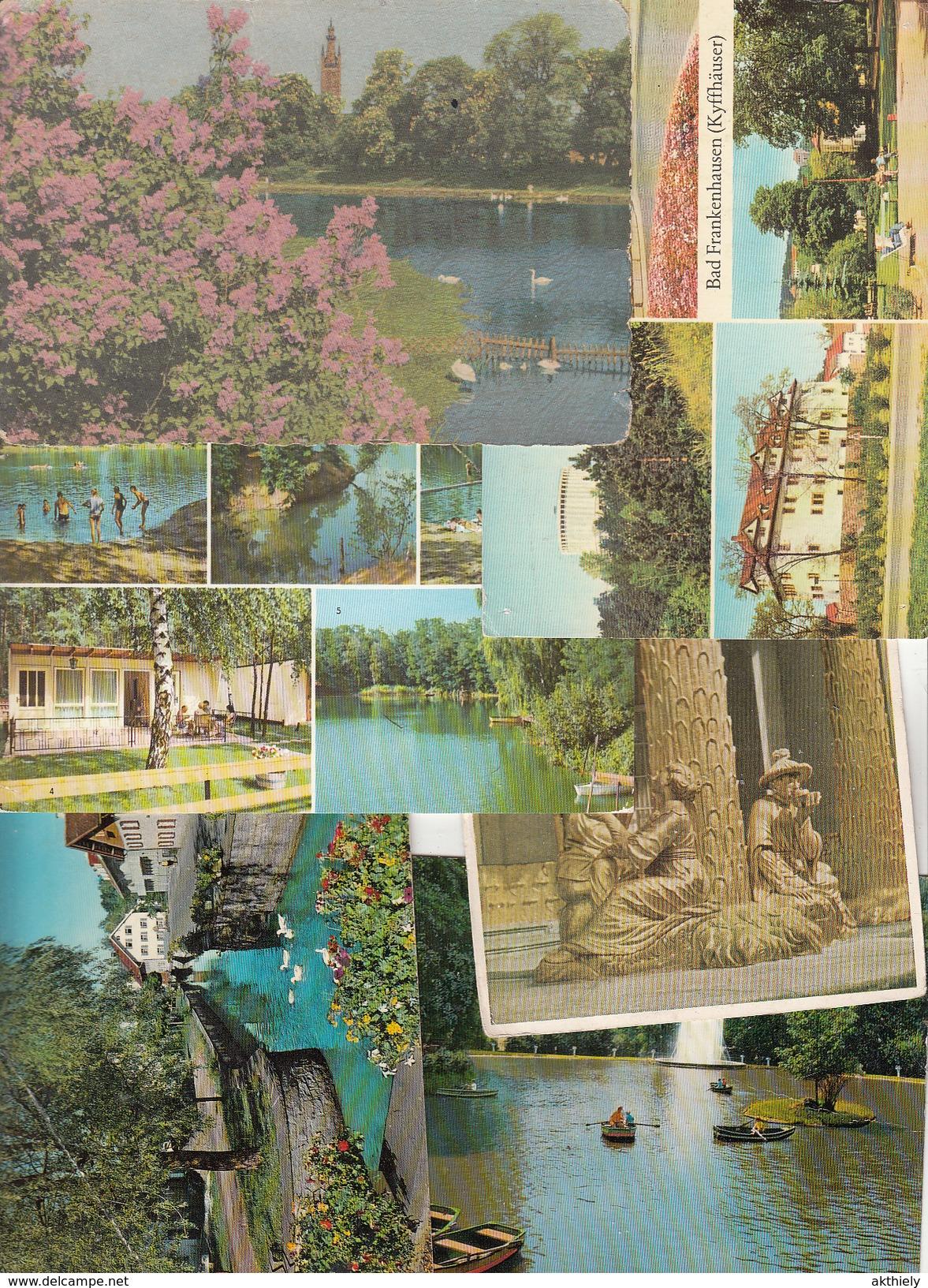30 Stück Nr.31 - Ansichtskarten