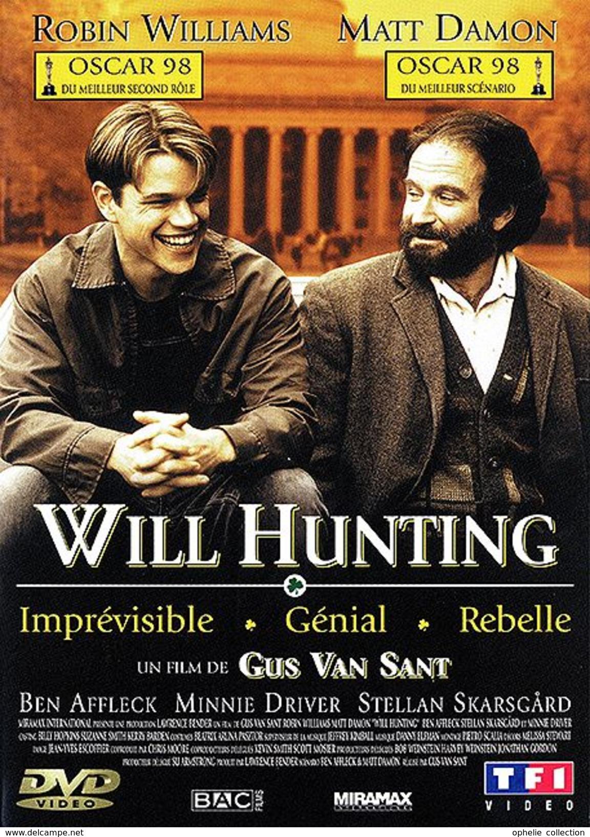 Will Hunting Gus Van Sant - Comédie