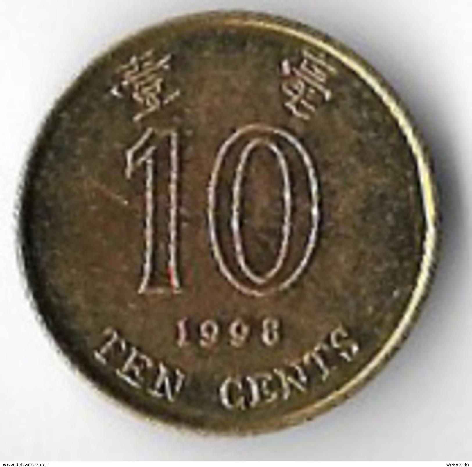 Hong Kong 1998 10c [C447/2D] - Hong Kong