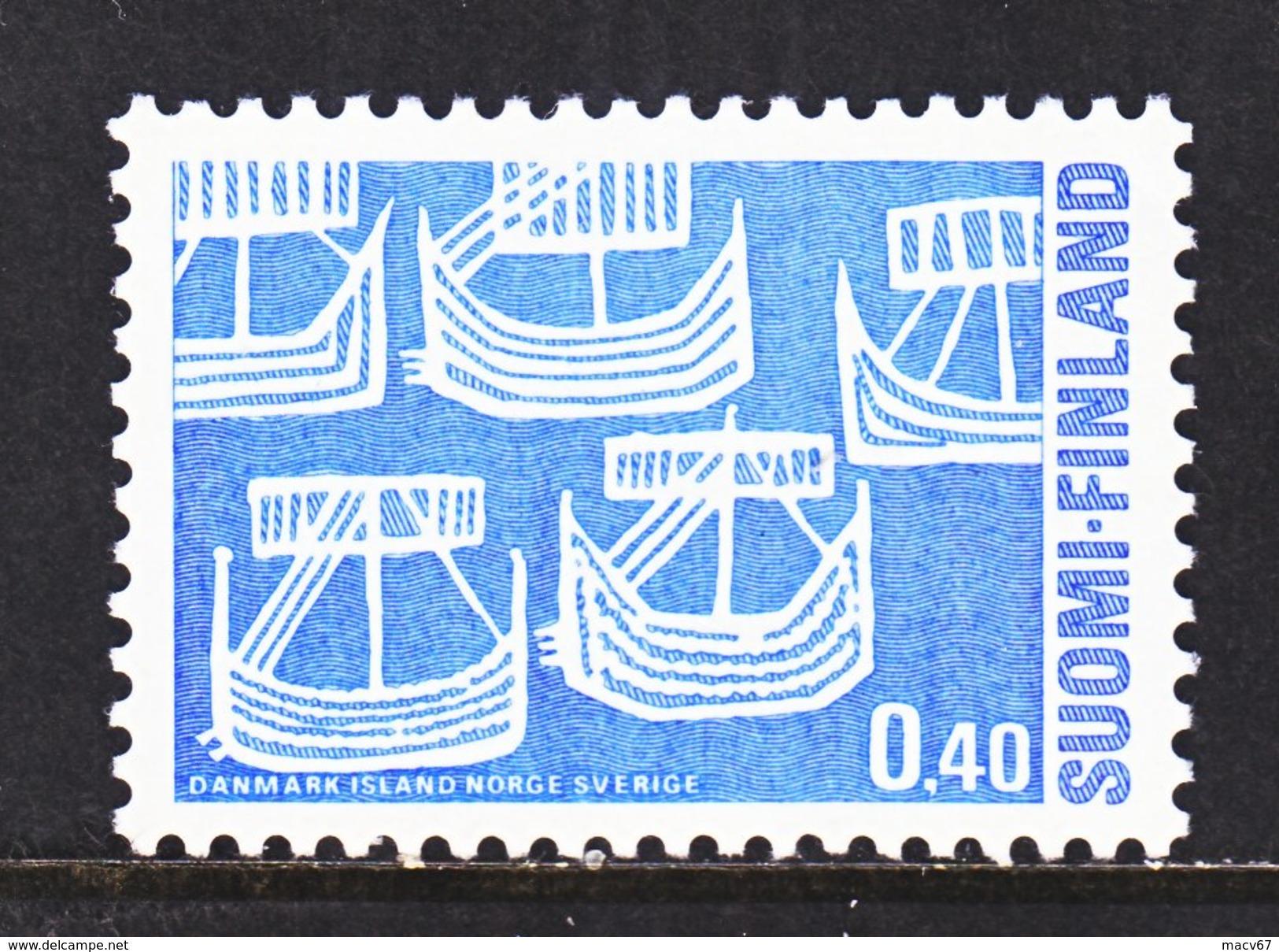 FINLAND  481   **   SAILING  SHIPS - Finlandia