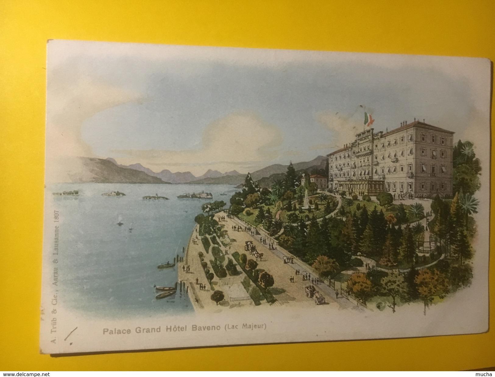 2.2723 - Palace Grand Hôtel Baveno - Otras Ciudades