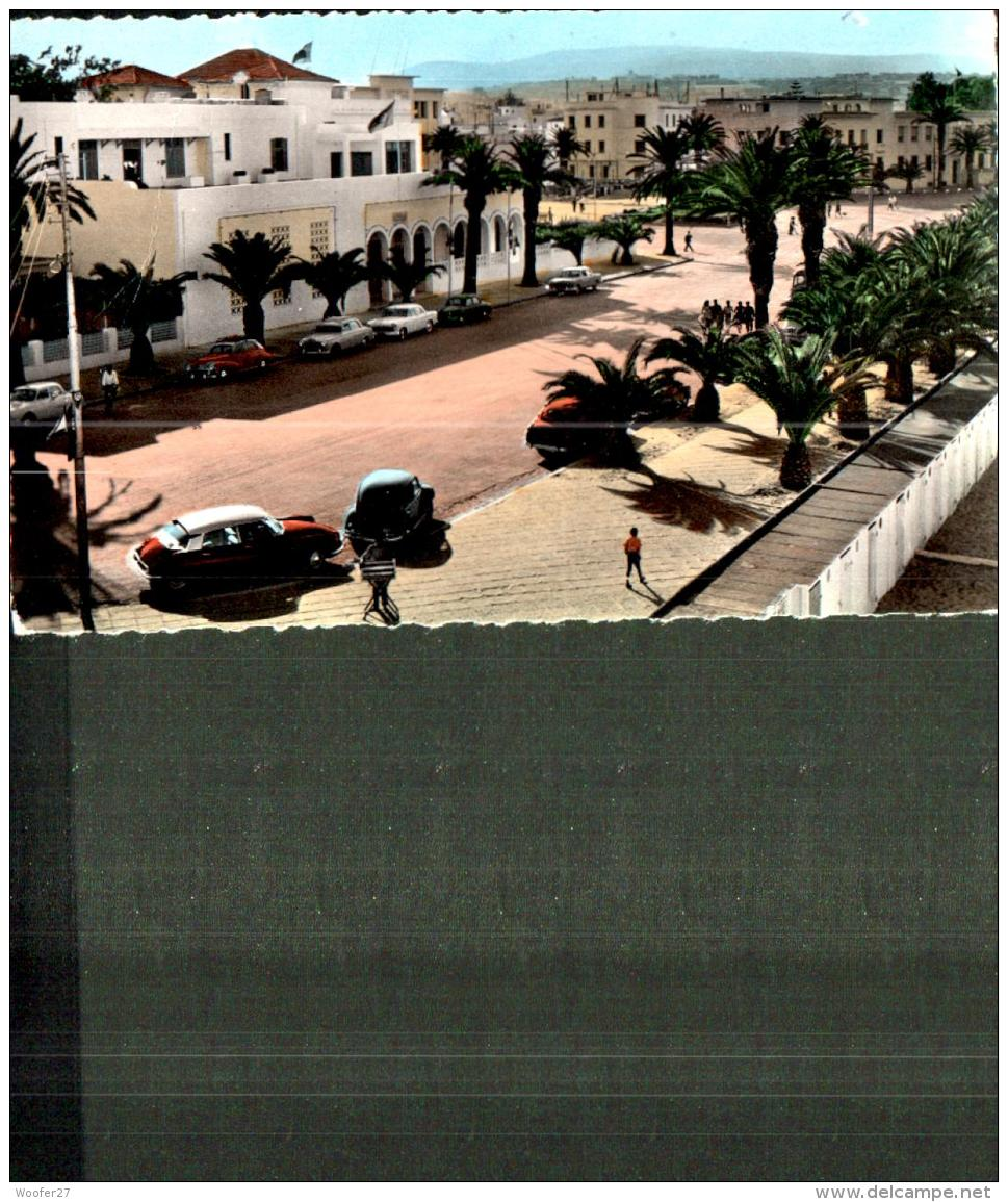 BIZERTE ,  TUNISIE ,  Avenue HABIB BOUGATFA - Tunisie