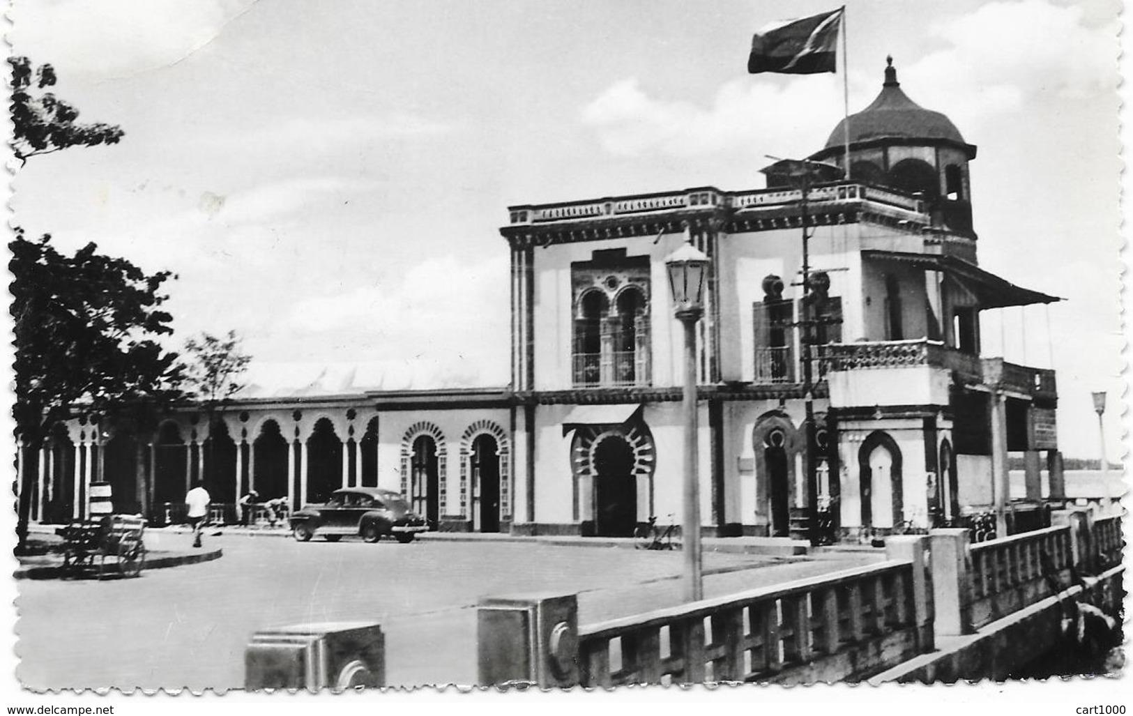 VENEZUELA PUERTO CABELLO HOTEL LOS BANOS 1950 - Venezuela