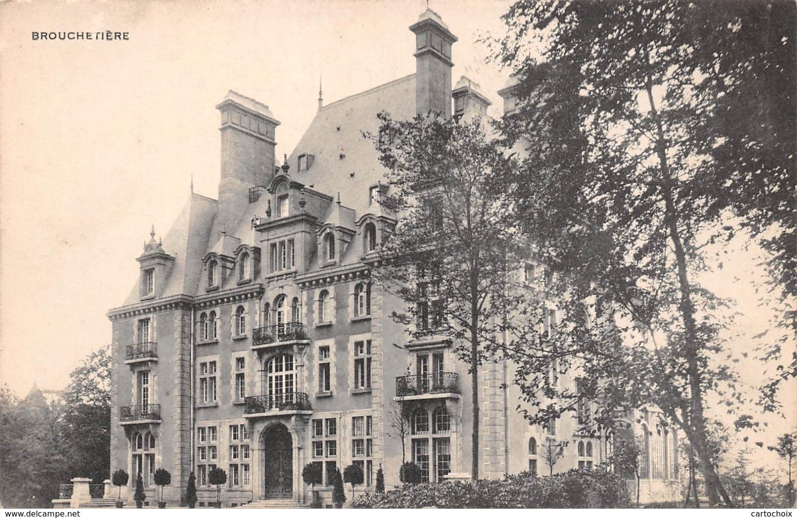 54 - Briey - Château De Brouchetière - Briey
