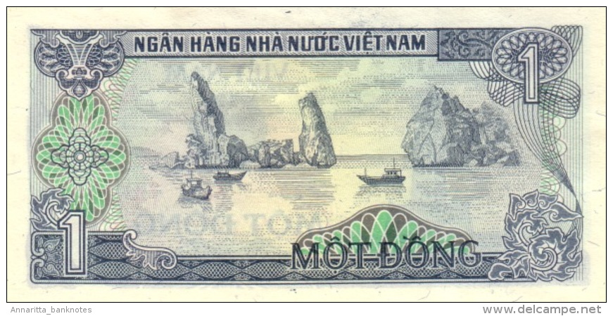 VIETNAM 1 DONG 1985 P-90a UNC [ VN318a ] - Vietnam