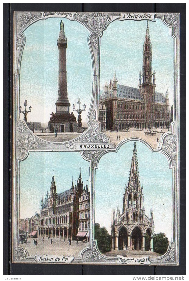 Belgique, Vues Diverses édité Pour Les Chemins De Fer, 10 Cpa - Collections