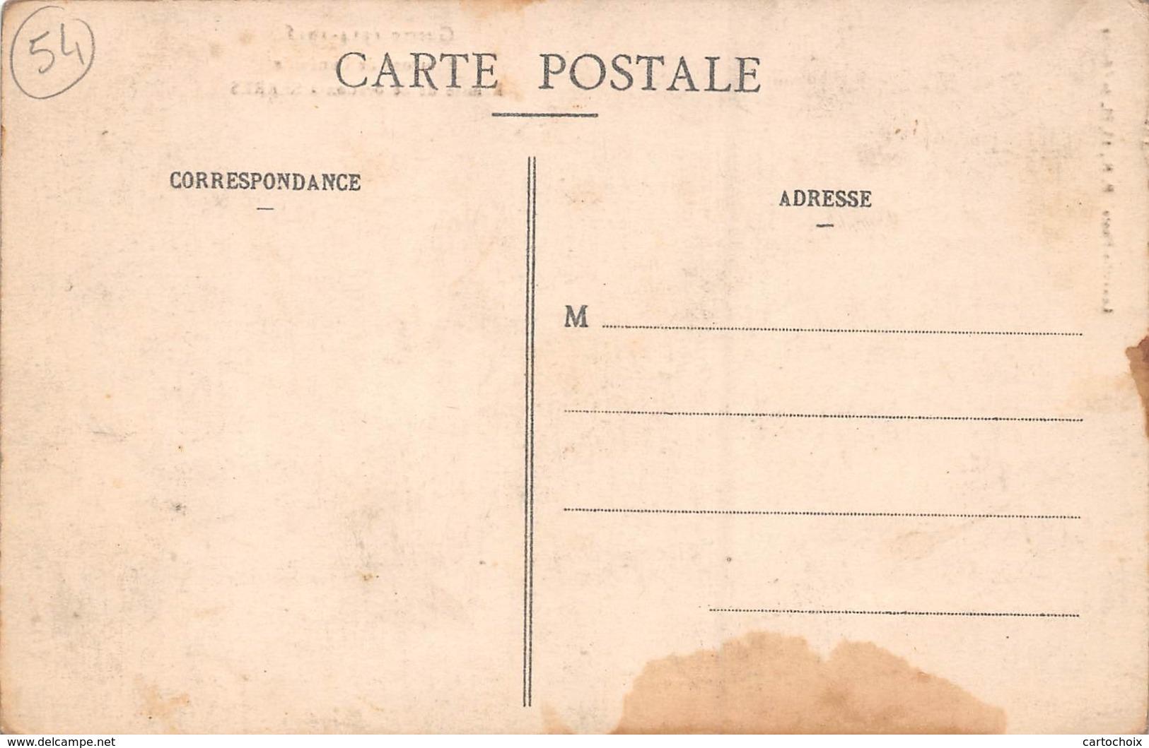54 - Serres - Environs De Lunéville - Remise De Décoration - France