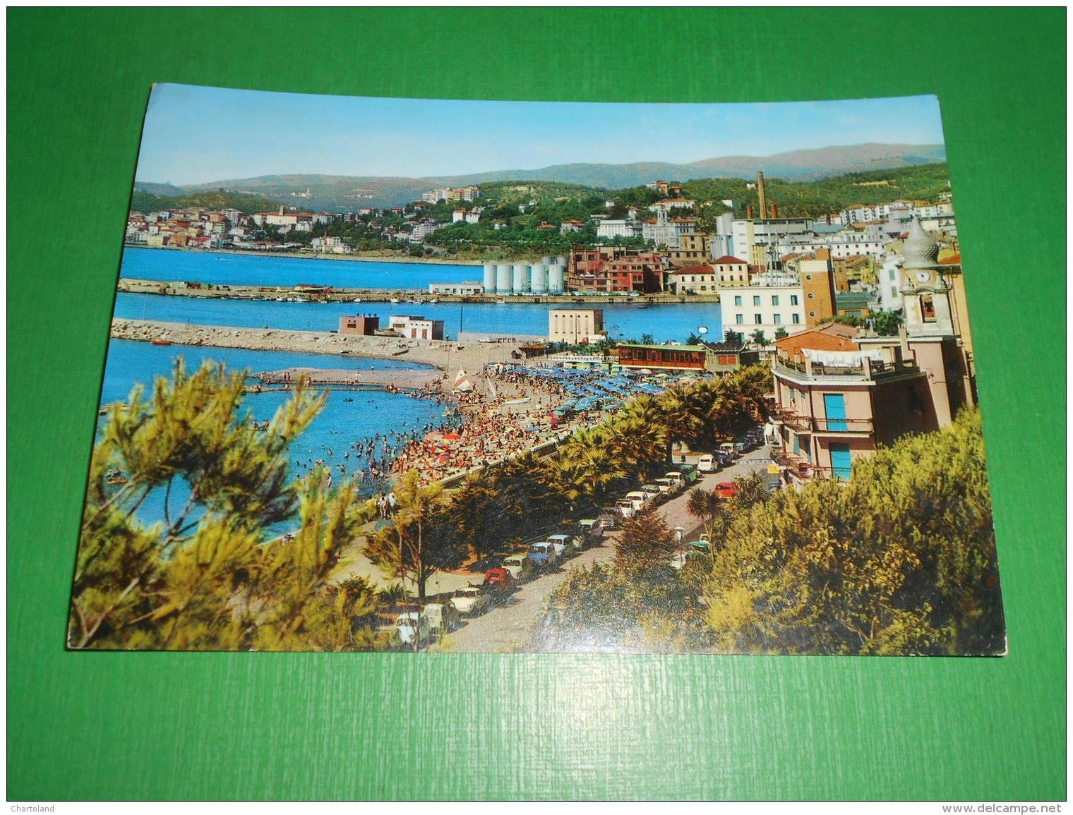 Cartolina Imperia - Scorcio Panoramico 1970 Ca - Imperia