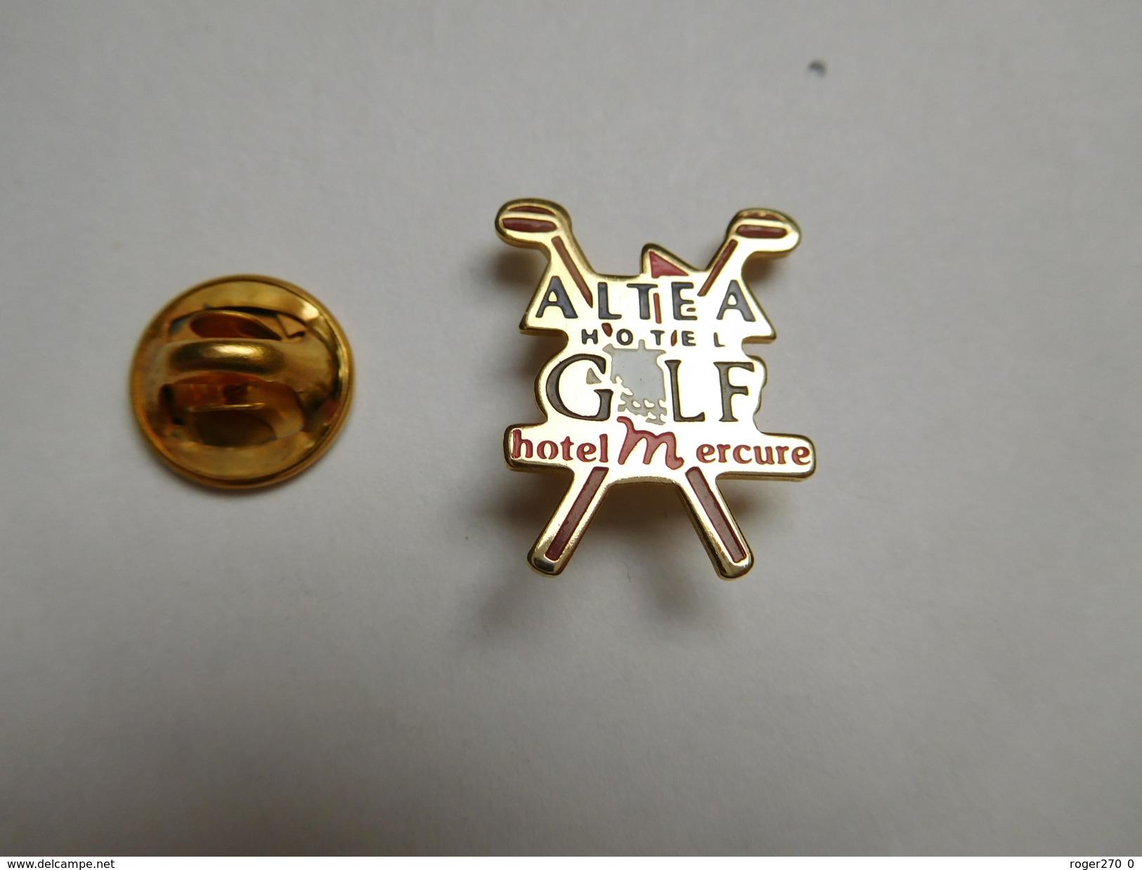 Golf , Altéa Hôtel , Hôtel Mercure - Golf