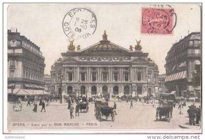France Paris - Opéra  -  Achat Immédiat - Francia