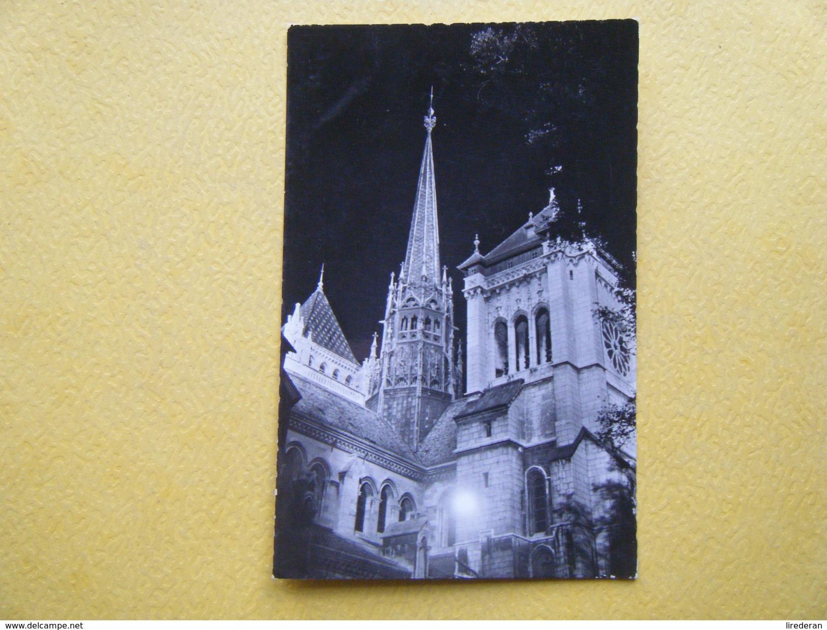 GENÈVE. La Cathédrale De Saint Pierre. - GE Ginevra