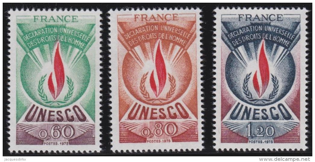France      .     Yvert      .  Service  43/45      .    **      .     Postfris    .    /    .    MNH - Dienstzegels