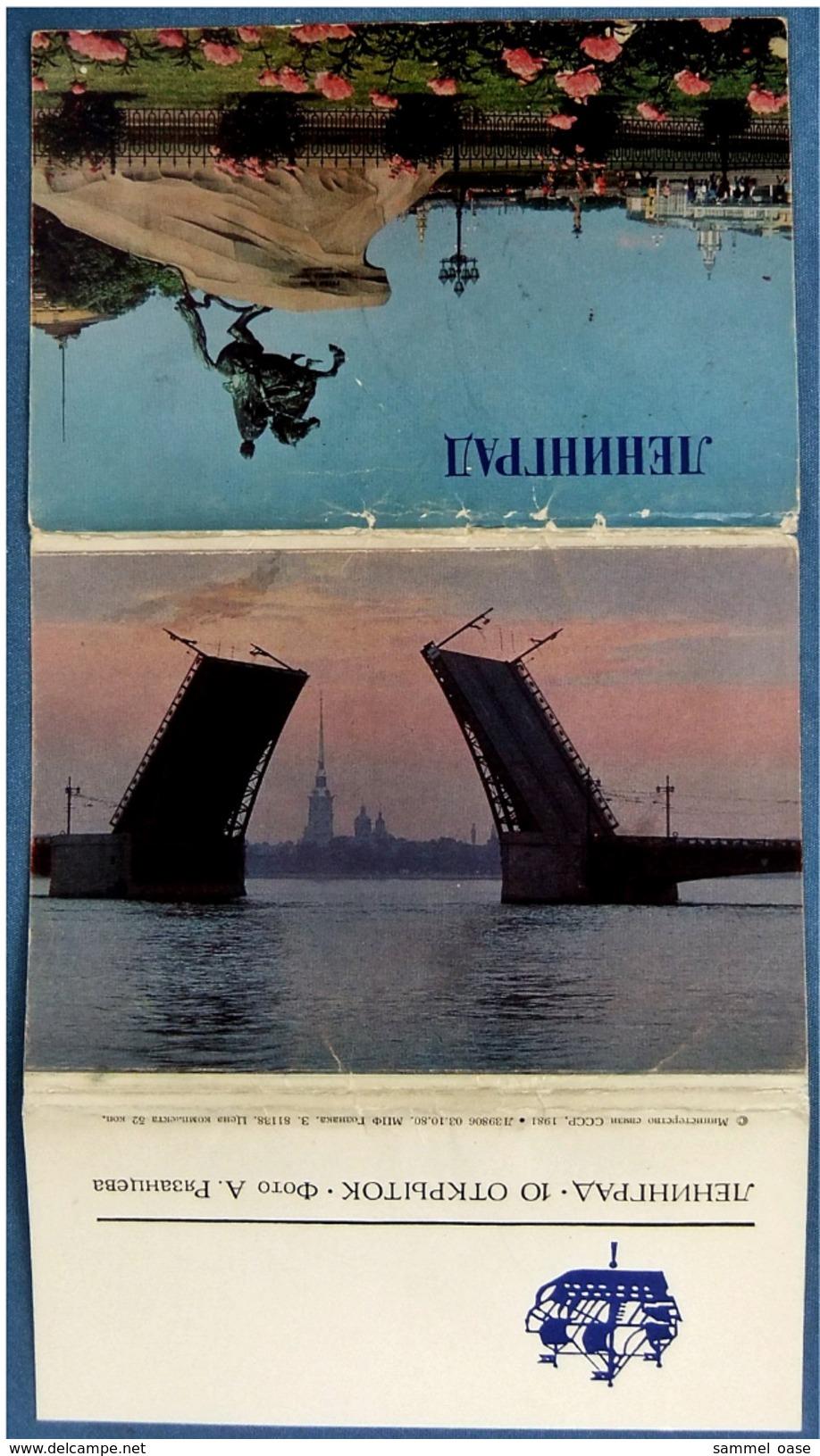 Konvolut : 19 X Sankt Petersburg / Санкт-Петербу - Russie