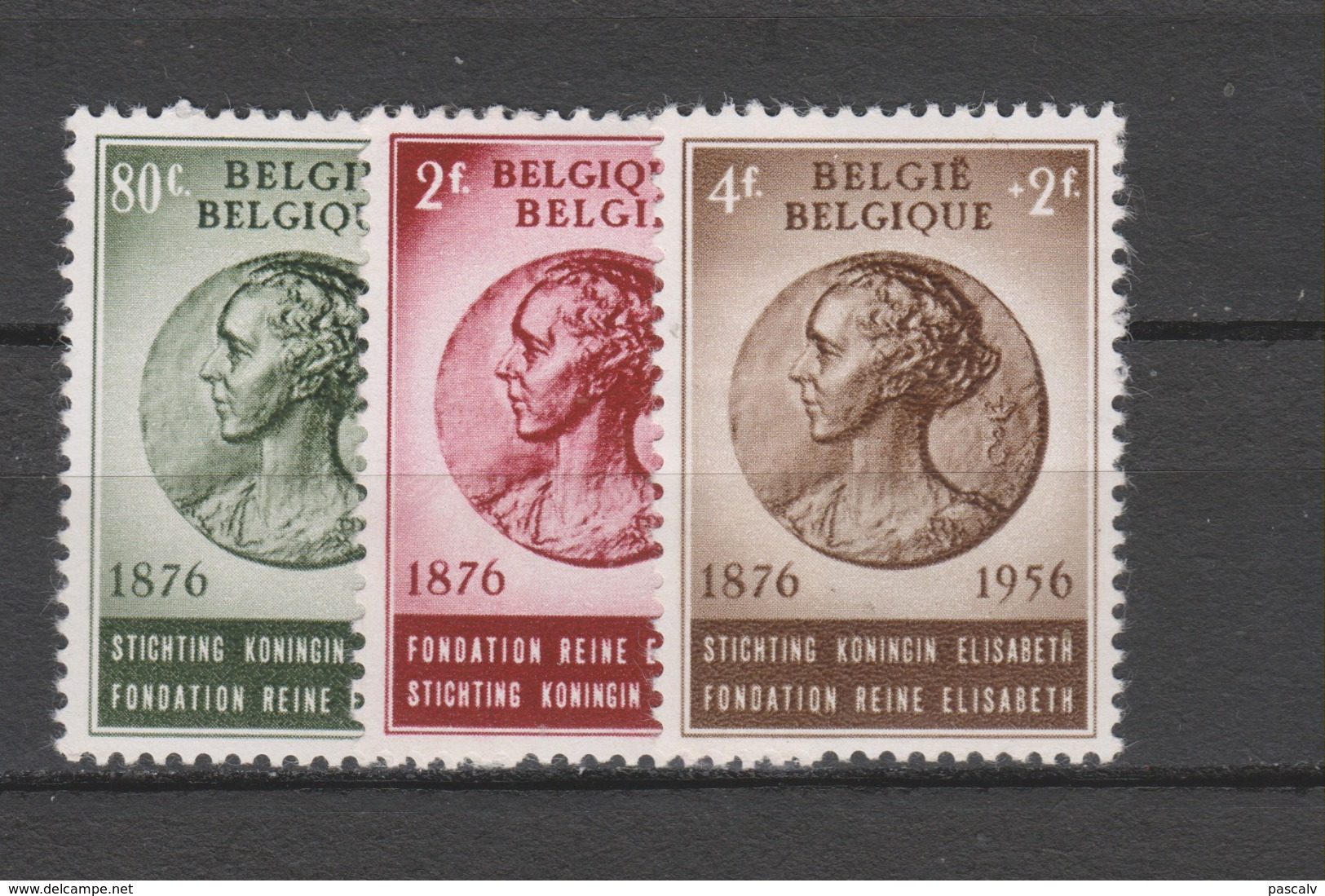 COB 991 / 993 * Neuf Avec Charnière - Belgien