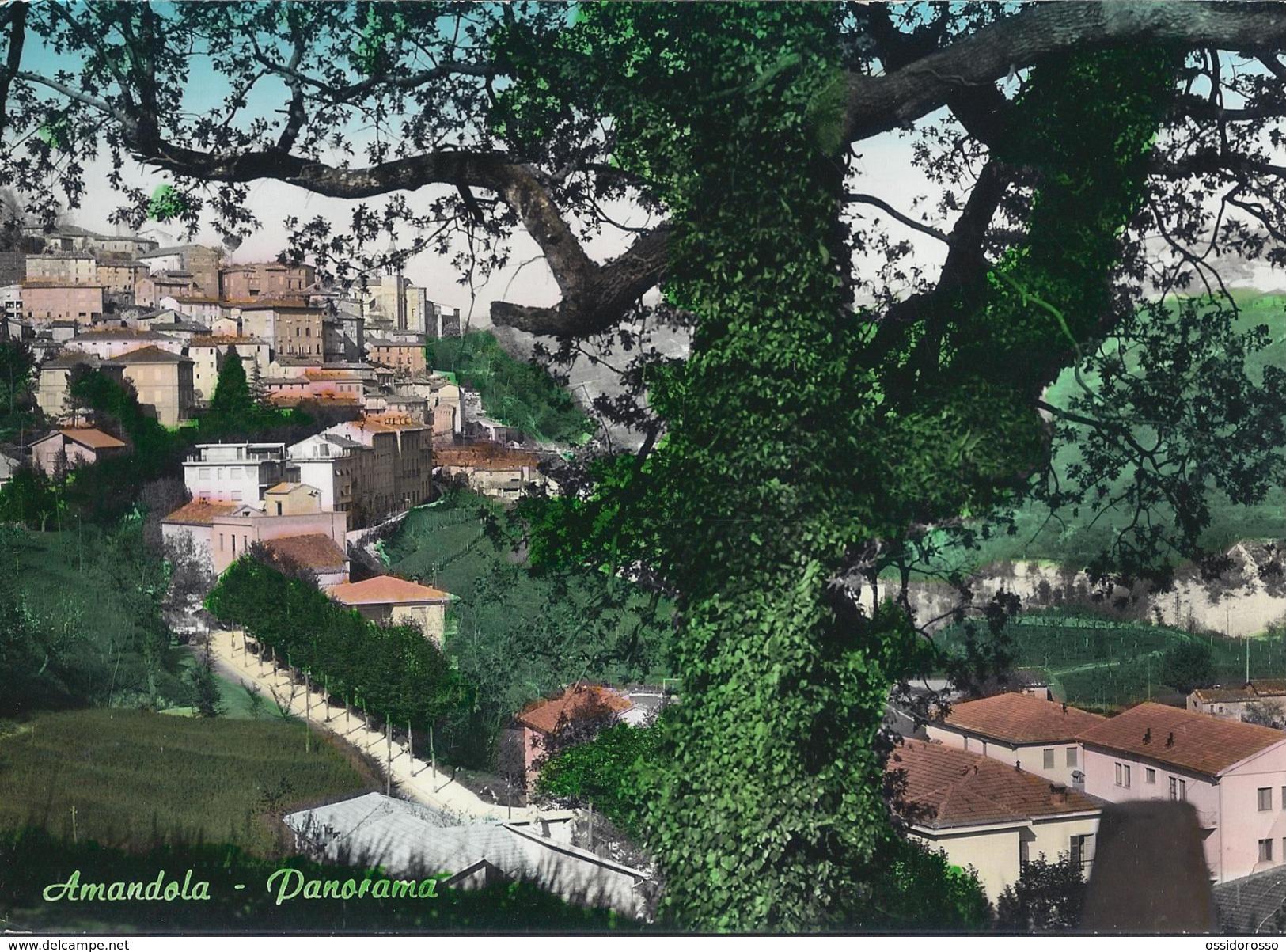 Amandola - Panorama - Fermo