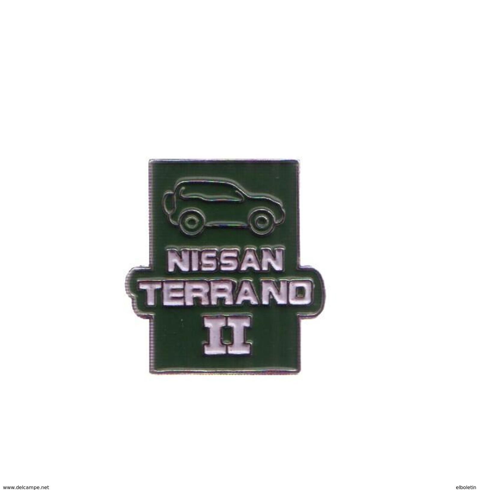 PIN: NISSAN TERRANO II / 2 - Pin